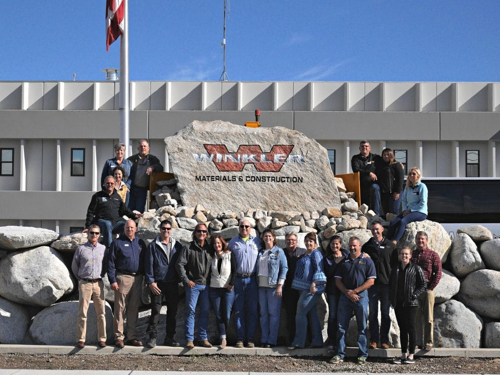 WMWinkler Equipment World Peer Group